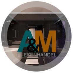Designbad mit Logo
